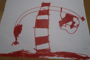 5歳児の描いた絵②