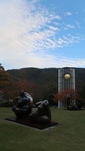 箱根・彫刻の美術館(6)